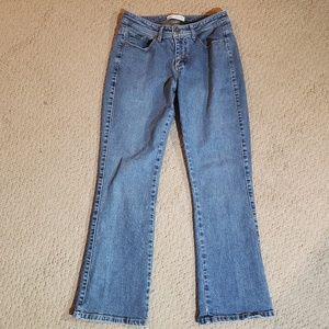 LEE Jeans Women's Size 8 Petite Midrise Bootcut